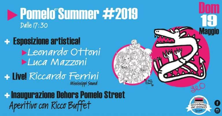 Prima mostra mercato di Ottoni Leonardo all'Accademia del Pomelo il 19 maggio 2019